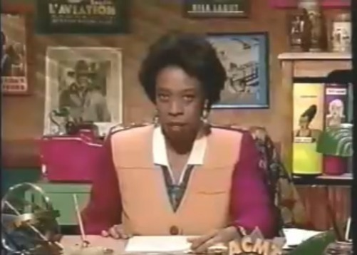 You know when The Chief (Lynne Thigpen) appeared things were getting serious